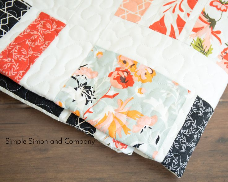 "Today we are happy to be a part of Riley Blake Designs ""Stitchin Kitchen"" series.   Our Stitchin Kitchen Project is a Peaches and Cream Quilt Tutorial along with a holiday version of my favorite summer treat….Peaches & Cream!  Let's get started! Here is the ""recipe"" for this 62″ x 62″ quilt: Ingredients: *2 Ten...Read More »"