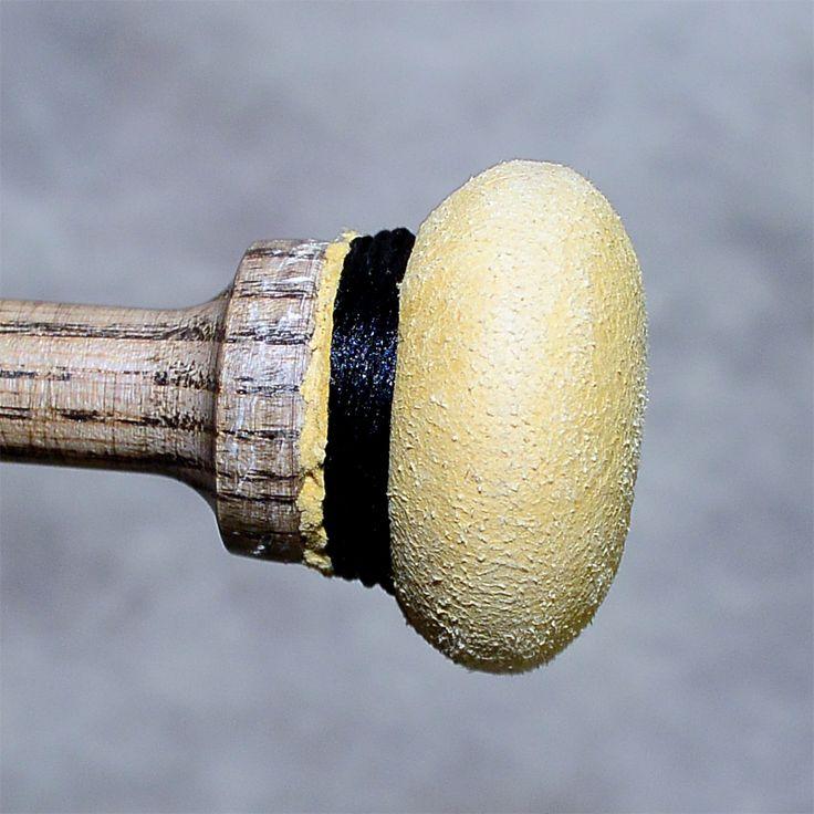 Timpani mallet FSB 2 baroque chamois head