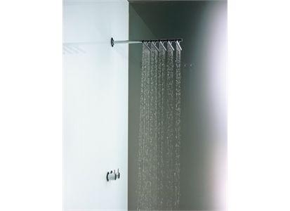 Vola 050 dusj, veggmontert 540mm fra vegg, krom