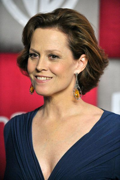 """Sigourney Weaver  """"I worked hard and made my own way, just as my father had. And just, I'm sure, as he hoped I would. I learned, from observing him, the satisfaction that comes from striving and seeing a dream fulfilled."""""""