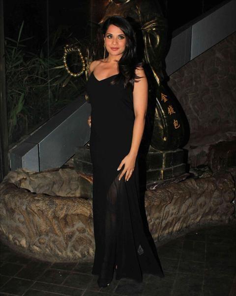 Celebs Party Hard With Richa Chadda