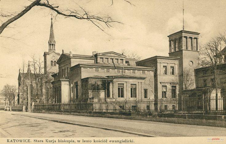 Willa Grundmanna, Katowice - 1938 rok, stare zdjęcia
