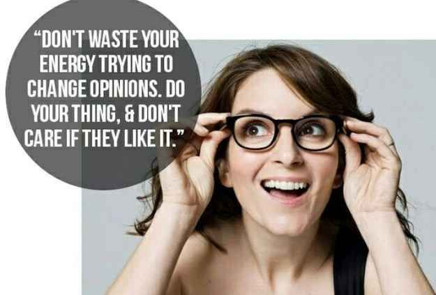 What's Your Favorite Tina Fey Quote?