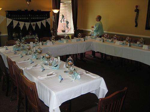 Baby Showers At Restaurants ~ Another picture of set up the shower was at atrias in