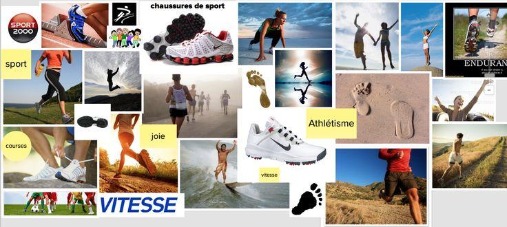 exo mural.ly-chaussure de sport - marie