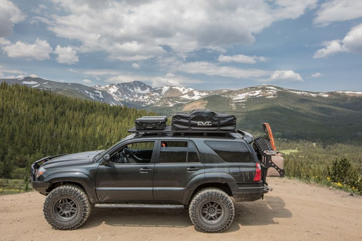 Well, there's certainly no shortage of 5th Gen 4Runners gracing the pages of websites and magazines these days. It seems like everywhere you look there's a new one being built up with the latest and greatest gear, and another ten more waiting to follow it.