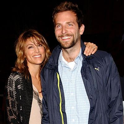 Bradley Cooper and his ex-wife Jennifer Esposito