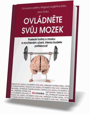 Ovládněte svůj mozek - bestseller od hypnoterapeuta Libora Činky