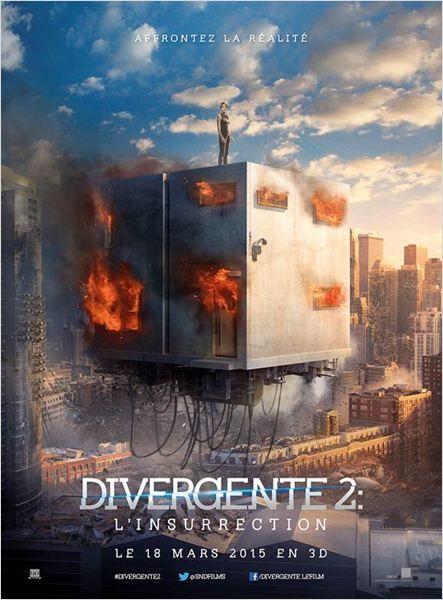 Découvrez la bande-annonce de la suite de la saga Divergente. Tris, accompagnée de Quatre va devoir faire face à son passé et aux Erudits qui les pourchasse