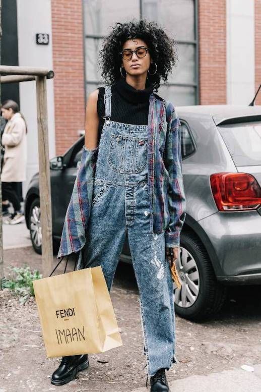 A Cool Model-Inspired Tomboy Look to Try This Weekend