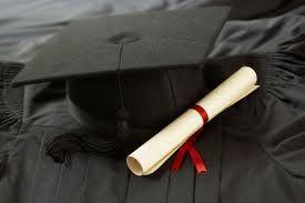 ...get my Master's degree...