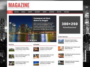 MH Magazine Wordpress Theme is a free responsive magazine, dynamic news or blog WordPress theme for modern online magazines, news websites, professional blogs and other editorial websites. If you would like to have...
