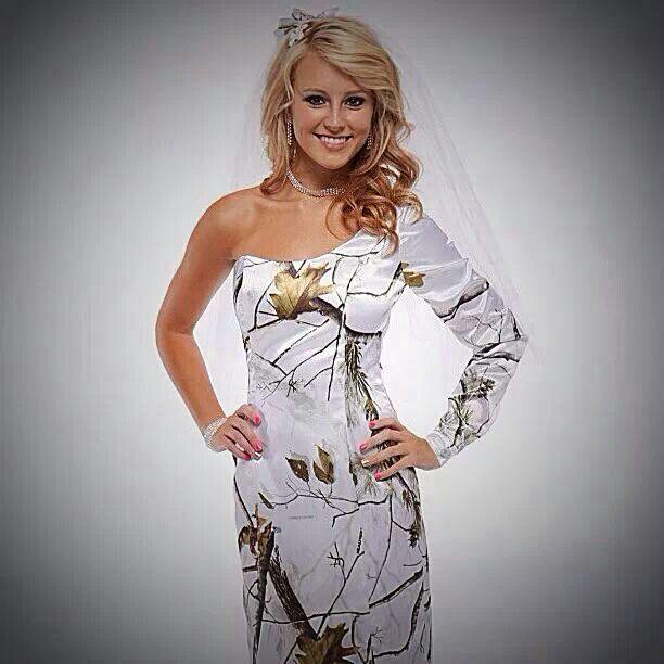 121 best Camo Wedding Dresses images on Pinterest | Camo wedding ...