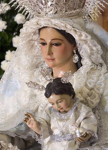 Virgen de los remedios.....Huelva