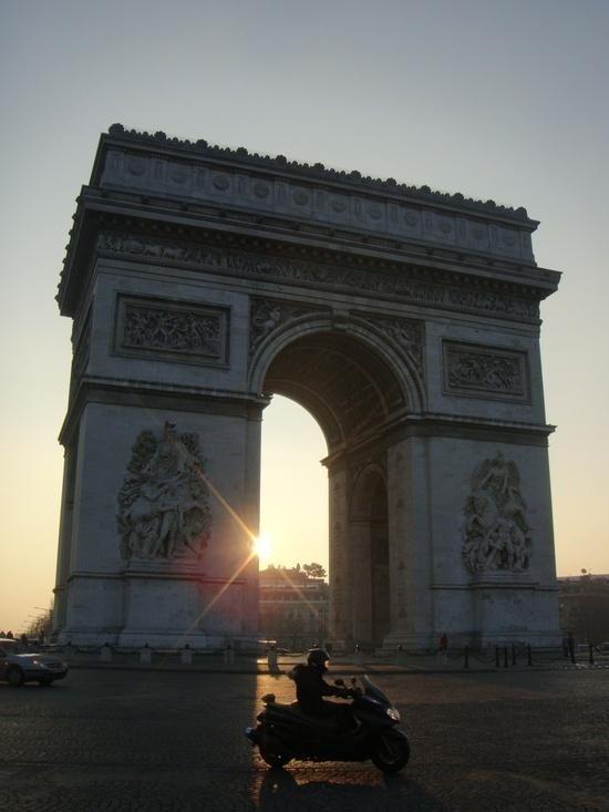 Arc de Triomph Frankrijk