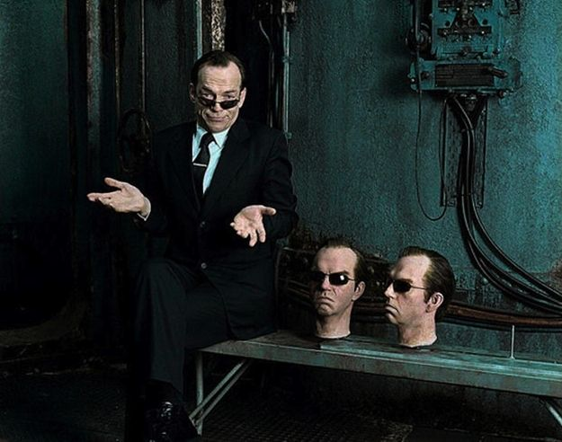 The Matrix Revolutions (2003) | 29 Awesome Behind-The-Scenes Photos From The Sets Of Classic Movies