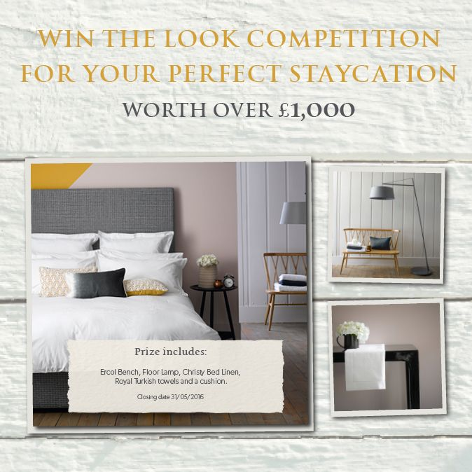 Enter Competition / Christy Towels - UK