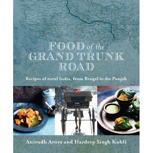 Food of the Grand Trunk Road book - I think shambhavi has this lets see it