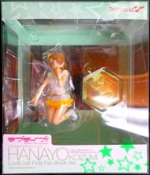 キャラアニドットコム ラブライブ! 小泉花陽/Koizumi Hanayo -LoveLive! First Fan Book Ver.-