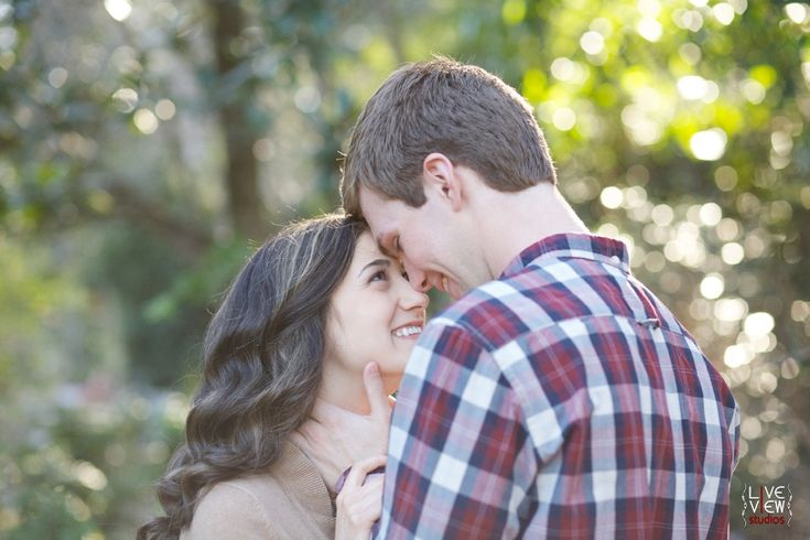 young love <3 - garden engagement photography, raleigh nc