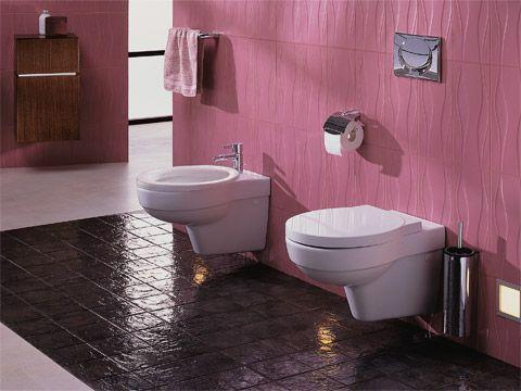 Salles de bains ALLIA - JAZZ - WC - BIDETS SUSPENDUS
