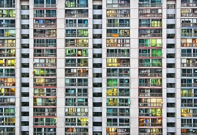 Colourful Human Box ArtPattern Speak, Nostalgic Note, Colmena Coreana, Block Windows, Bennet Ho, Random Stuff, Apartments Hunting, Landscapes Photography, South Korea