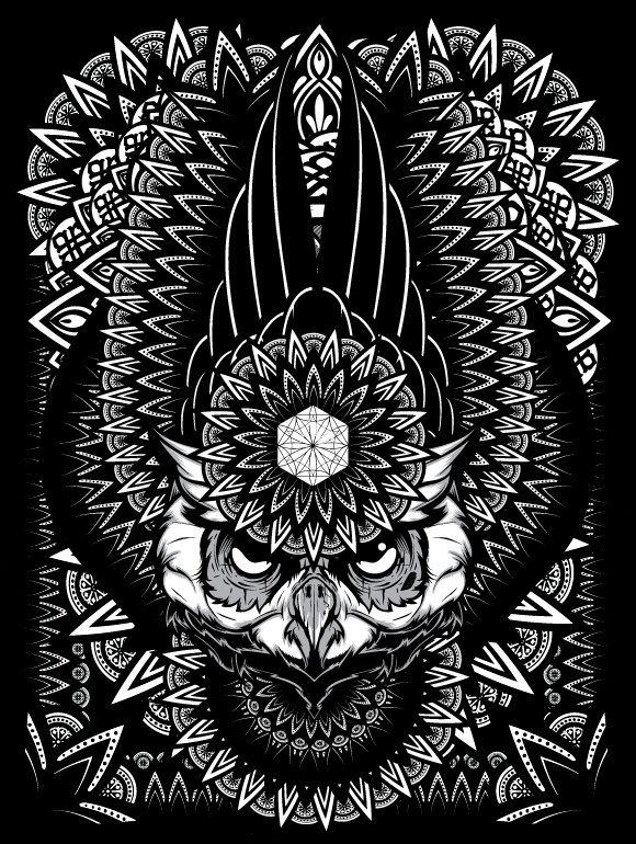 080 - Mandala Exploration on Behance