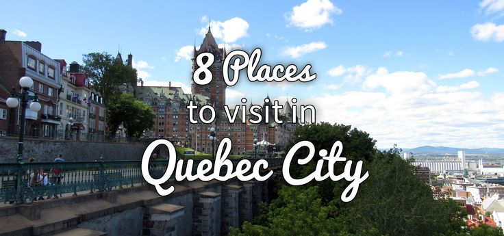 I was recently asked if I preferred my time in Montreal or Quebec City more, and while Montreal is a gorgeous city, decorated with thousands of gre...