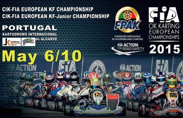 Campeonatos Europeus de Karting