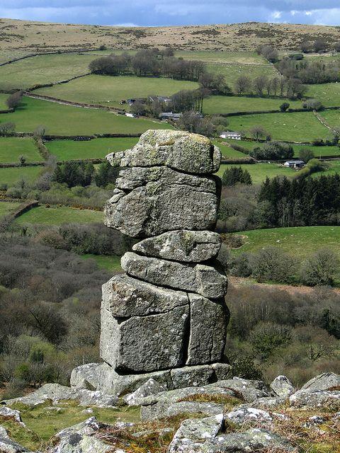 Bowerman's Nose, Dartmoor, Devon by Sheepdog Rex on Flickr