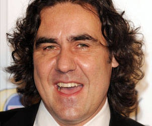 Micky Flanagan comes on stage for the Back In theGame tour; he holds the record for the fastest selling comedy show in the West End. #funnypeople #UK