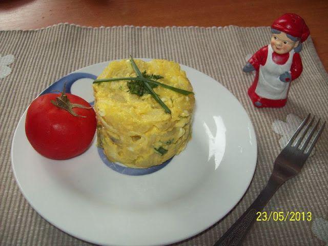 Dea's Cakes: Salata orientala