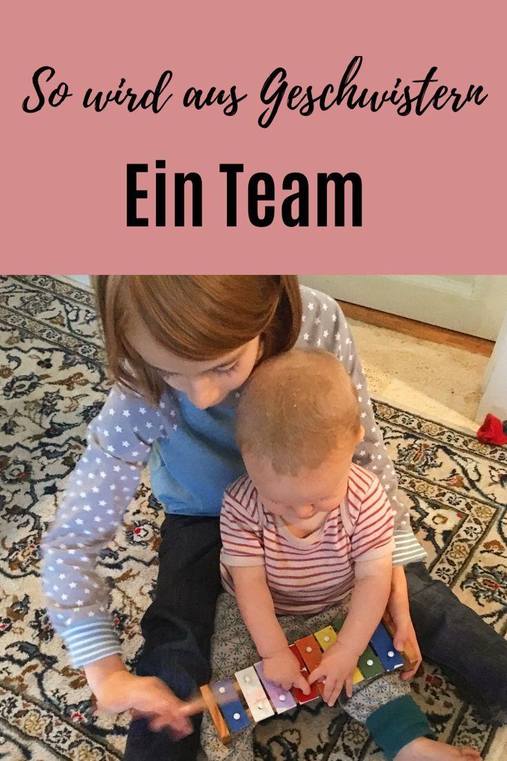 So werden Geschwister ein Team – die besten Tipps – Martina P.O.