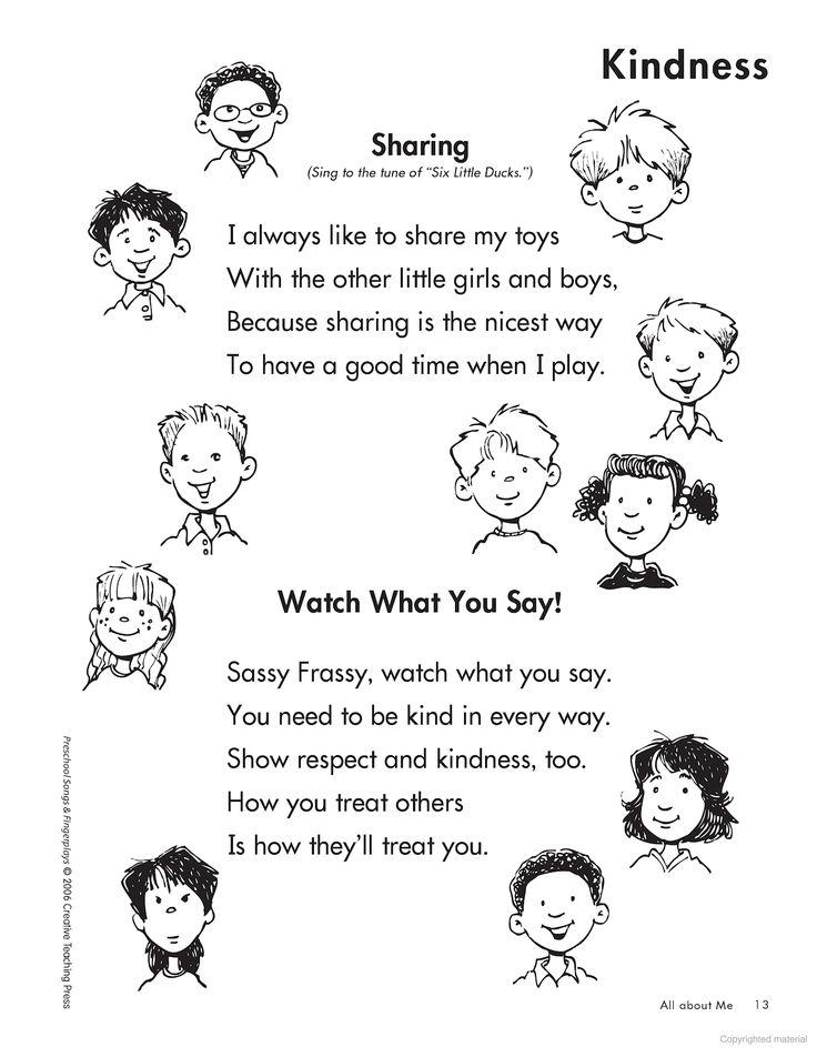 Preschool Songs & Fingerplays, eBook: Building Language ...
