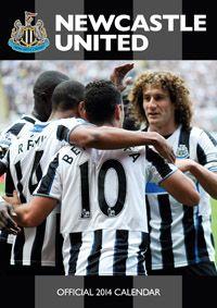 Newcastle United FC 2014 Calendar