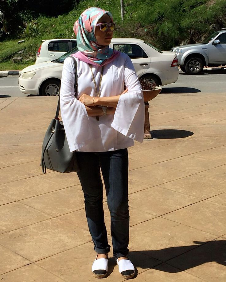 Who say when u are Wearing Hijab u can't be fashionable