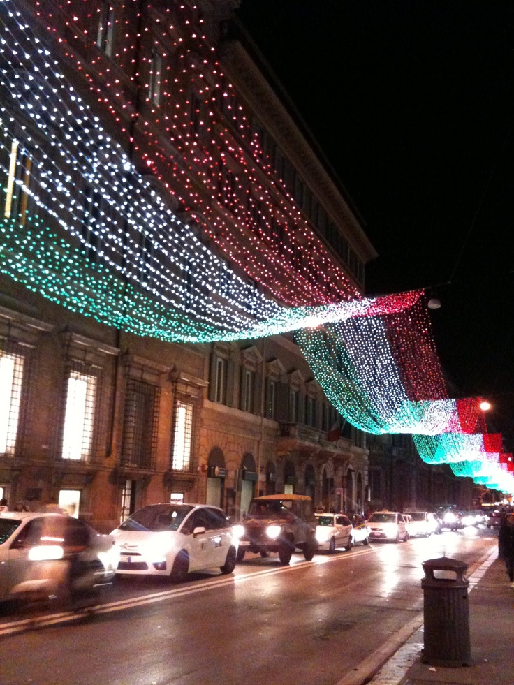 17 best images about my favorite places at christmas on for Corner via del corso roma