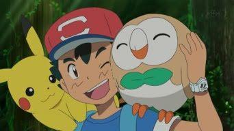 Pokémon Sol y Luna Capitulo 4 Temporada 20 Primera captura en Alola, Al Estilo Ketchum