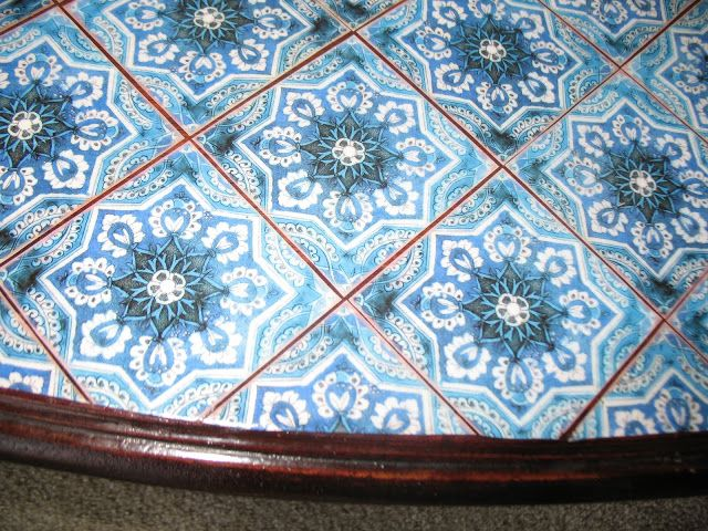 Shoestring Pavilion: Morocco meets traditional - tile deception
