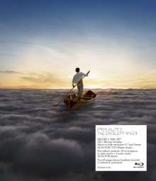 Pink Floyd: The Endless River (Limited Edition) (CD + Blu-ray-Audio/Video), CD