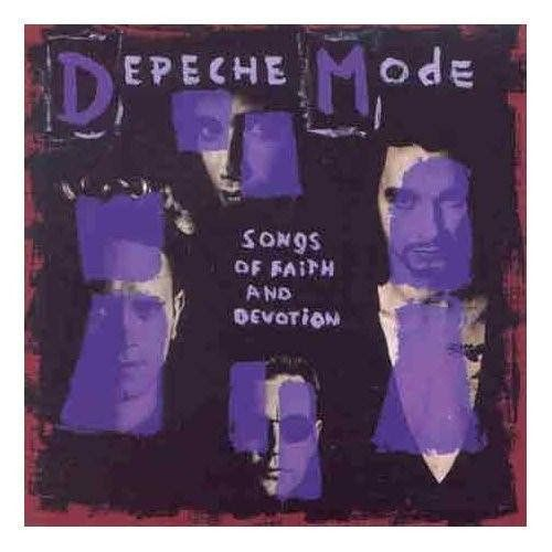 Depeche Mode- Songs Of Faith And Devotion (180 Gram Vinyl)