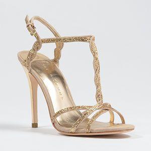 ivanka trump hara-gold gold  Wedding Shoes