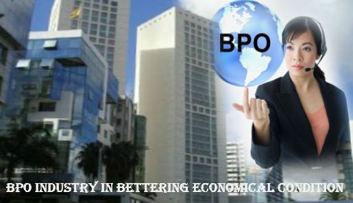 India has become the centre of attraction for the growth of outsourcing industry. Nonetheless the role of BPO in bettering the economic condition of the world is outstanding. BPO has gradually gained popularity in the recent years. It entered the business substructure all over the world tardily and gradually gained recognition.
