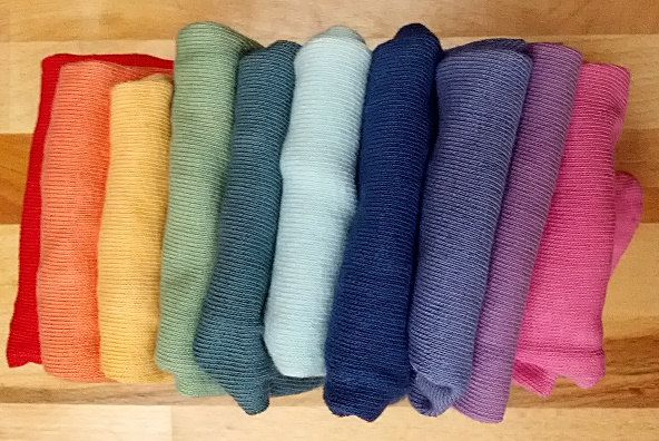 Hand-Dyed Ankle Tabi Socks - Many Colours by tabilady on Etsy