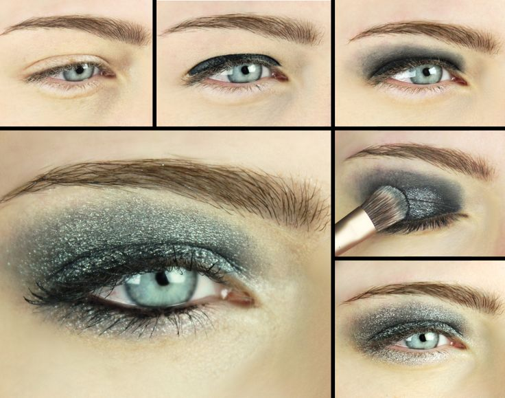 Looking for a Fun date night look, Apply eyeshadow 'Tinselton' over black eyeliner to give your eyes a sexy smoked out look!   Available at www.sweetpeaandfay.com   How to get the look-  1. Start by concealing and priming your eyes 2. Apply your favorite Kohl eyeliner to lid  3. Smudge eyeliner upwards, fading it into the crease  4. Tap 'Tinselton' on your lid and lower lash line  5. Lightly blend the edges  6. Apply black mascara and eyeliner and DONE!