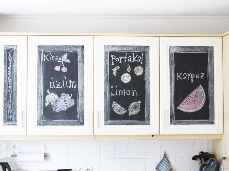 Die 25+ besten Küchenfronten bekleben Ideen auf Pinterest | Selber ...