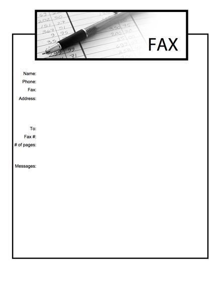 Best 25+ Cover sheet template ideas on Pinterest Cover proposal - fax cover sheet in word