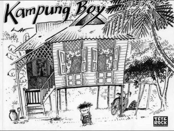 Kampung Boy by Lat