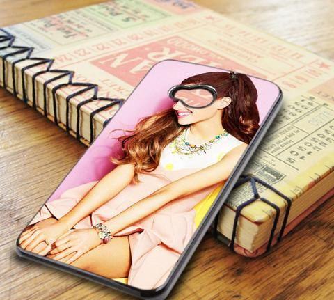 Ariana Grande Cute Smile HTC One M7 Case