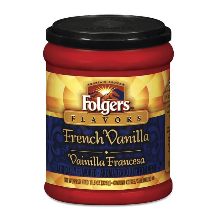 <3 <3 French Vanilla Coffee – Folgers Coffee ~ This is fantastic coffee..too bad it only comes in a small container! GREAT flavor! <3 <3